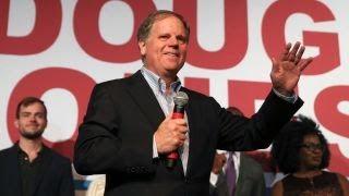 Political fallout from Doug Jones