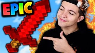 BEST SWORD ON THE SERVER? (Minecraft Ice Factions #39)