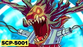 SCP-5001 - Sacrosanct (SCP Animation)