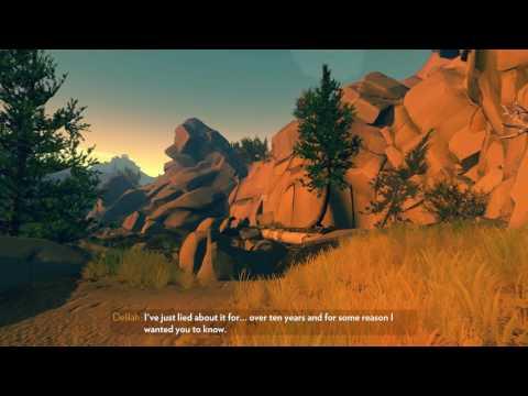 Firewatch Playthrough Part 2 of 3