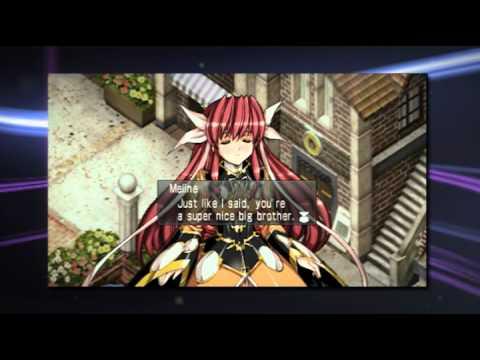 Growlanser: Wayfarer of Time on PSP