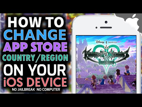 How to Change App Store Country or Region on your iOS Device! iOS 10.3.2 & ↓ No Credit Card Required