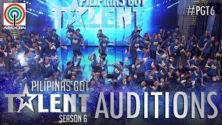 Pilipinas Got Talent 2018 Auditions: Sinag Dance Group - Dance