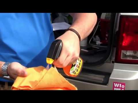 How to Remove a Decal from a Bumper