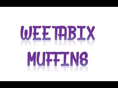 Weetabix muffins