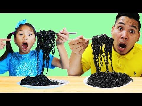 Xxx Mp4 Wendy Pretend Play Wants To Eat Black Noodles 3gp Sex