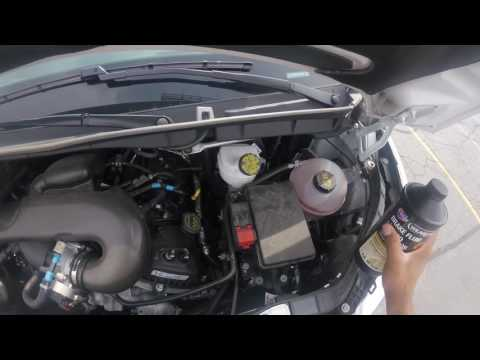 Adding Brake fluid - How To