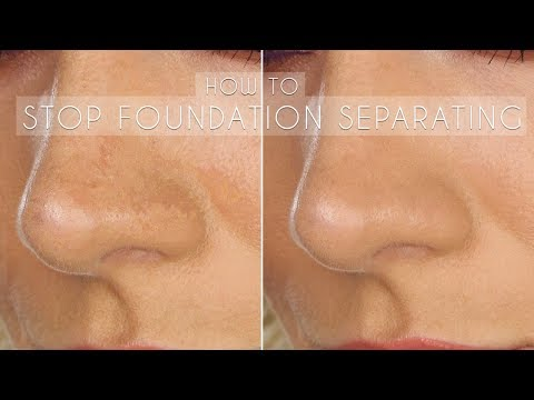 How To Stop Foundation Separating On Your Nose | Makeup Tip | Shonagh Scott | ShowMe MakeUp
