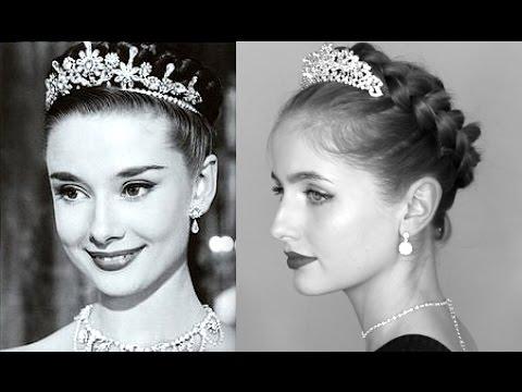 Audrey Hepburn Inspired Hair