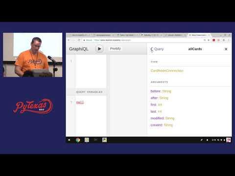 Paul Bailey - Intro to GraphQL with Python (PyTexas 2017)