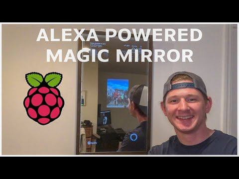 Xxx Mp4 Alexa Powered Raspberry Pi Magic Mirror 3gp Sex