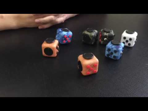 Updated fidget cube direct from China manufacturer