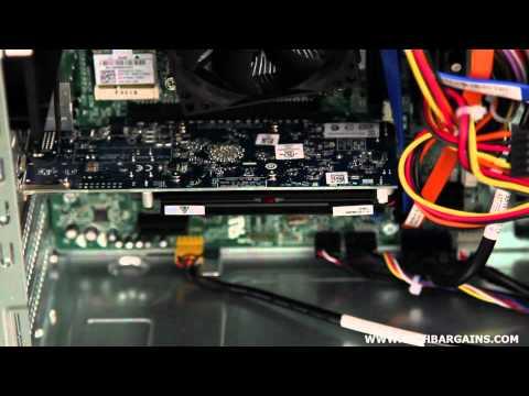 Dell XPS 8500 Desktop Video Review (HD)