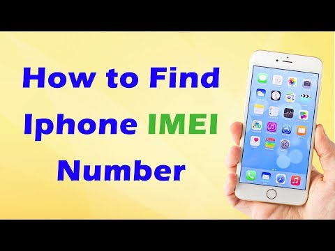 4 Simple Ways to Find Apple iPhone IMEI Number