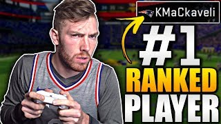 Playing the #1 Ranked Player in the World | Madden 20 Ultimate Team (Throne vs Kmac)