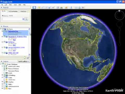 Plotting Land With Google Earth Part 1