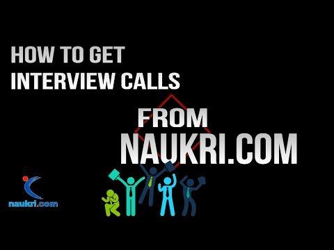 How to quickly get JOB INTERVIEW CALLS from recruiters by using this simple tip on NAUKRI APP