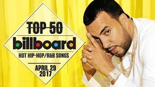 Top 50 • US Hip-Hop/R&B Songs • April 29, 2017   Billboard-Charts