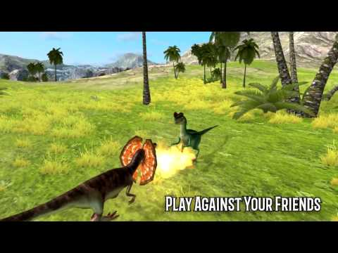Dilophosaurus World Multiplayer by Wildfoot