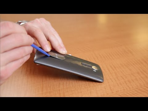ZeroTouch - Removing the Metal Plate