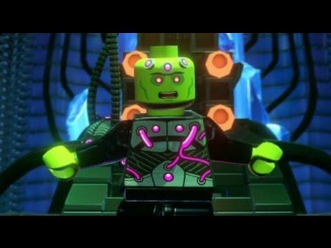 LEGO Batman 3: Beyond Gotham - Walkthrough Part 6 - The Big Grapple