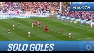 Todos los goles de la jornada 38 de Liga BBVA