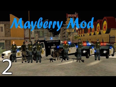 Emergency 4 - Mayberry Mod v1.5 - Episode 2
