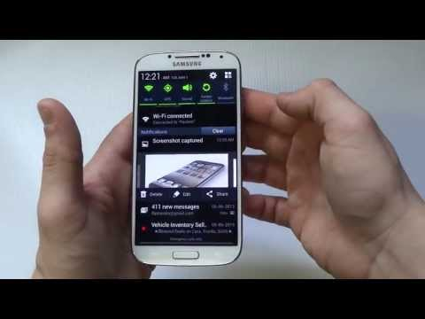 Samsung Galaxy S4 Multi Window Demo - Fliptroniks.com