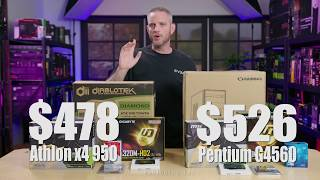 Ultimate Low Budget Gaming PC Builds BENCHMARKED! AMD vs Intel