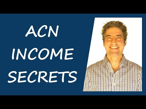 ACN Top Earner Secrets: How To Become A Top Earner In ACN