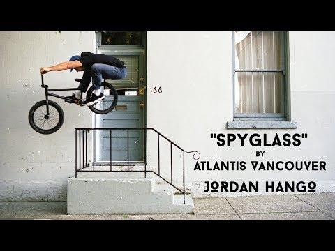 BMX - JORDAN HANGO - ATLANTIS VANCOUVER -