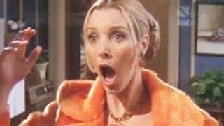Friends Bloopers That Are Totally Hilarious