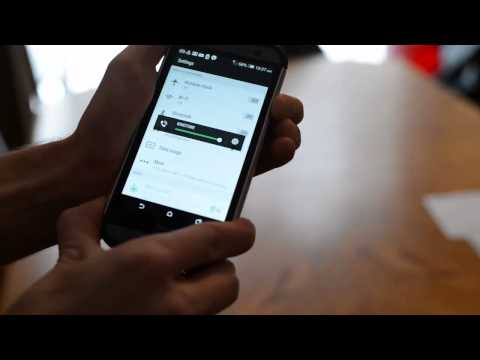 HTC One M8 - How to Fix Mobile Data Disconnected
