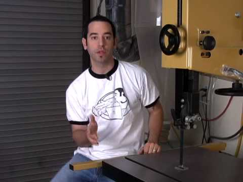 13 - How to Setup Your Bandsaw & Prevent Rust