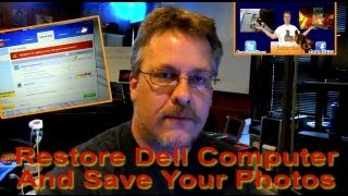 How To Simply Restore A Dell Laptop Pc To Factory Settings
