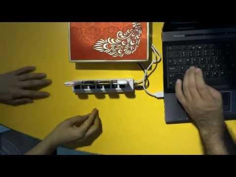 Sending Bulk SMS via multiple USB modem by using DRPU tool
