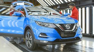 Nissan Qashqai (2018) PRODUCTION