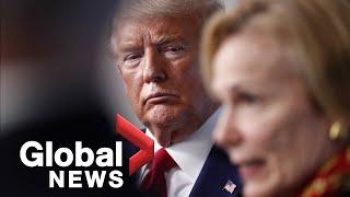 Coronavirus outbreak: Trump, U.S. Task Force provide daily update on COVID-19 crisis   LIVE