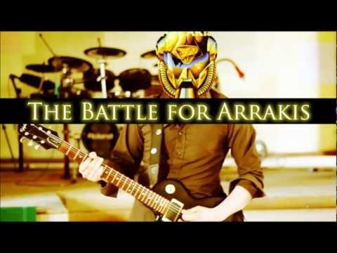 Dune 2 (Dune II) - Command Post (Rock / Guitar Cover)