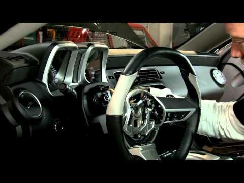 2010 Camaro Grant Steering Wheel Install