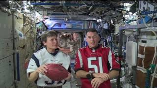 Space Station Crew Discusses Life in Space with Social Media Attendees