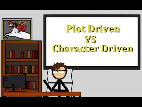 Plot Driven VS Character Driven Stories