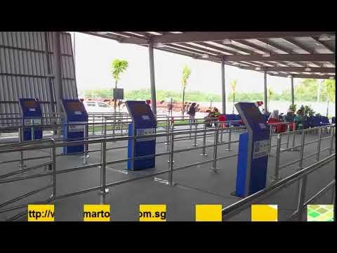 Time Attendance System :  Gambaran Keseluruhan Dan Demo Handpunch / Handkey HK II