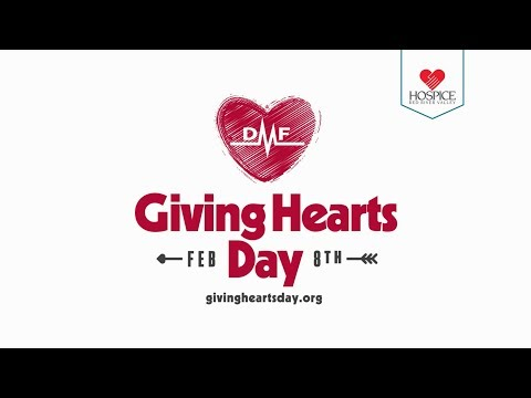 Giving Hearts Day 2018