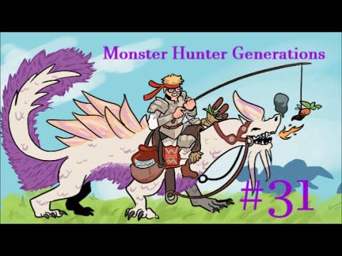 Dragonite Farming Part 31 Monster Hunter Gnerations Cross Gameplay Let's Play MHX