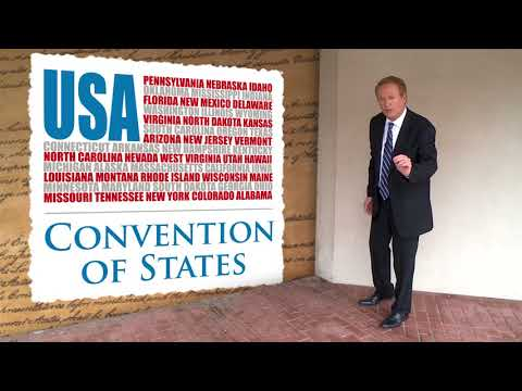 Larry's Commentary - Constitutional Convention