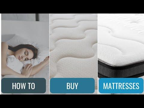 How to buy Mattress in India ?  गद्दे खरीदने से पहले यह सब जाने।