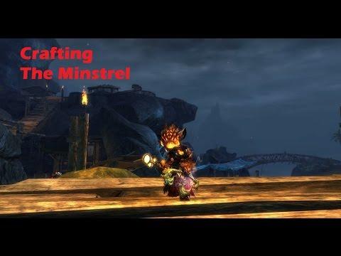 Guild Wars 2: Legendary Crafting The Minstrel