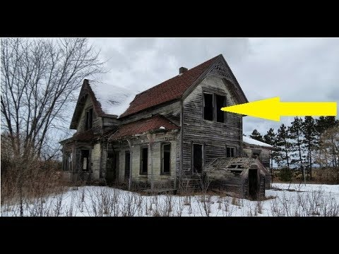 4 Top strangest Abandoned Places In USA Crivitz