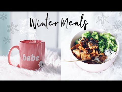 What I Ate Today | Winter Edition (Vegan)